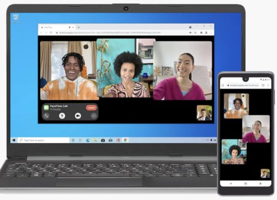 FaceTime Android PC Windows