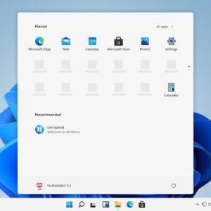 Image article Windows 11 : Microsoft confirme l'authenticité de la fuite