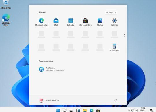 Fuite Windows 11