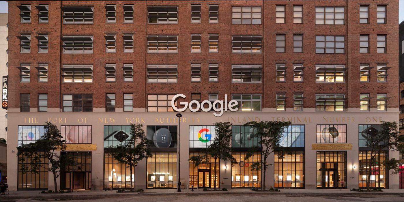 Image article Google ouvrira sa première boutique physique à New-York le 17 juin