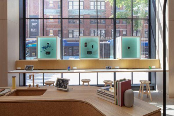 Google boutique NY 1