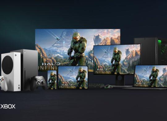 Halo Infinite Xbox PC Smartphone Tablette