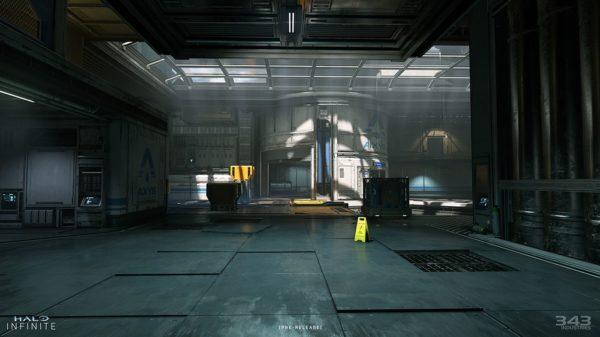 Halo Infinite recharge