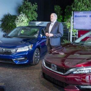 Image article Honda abandonne les Clarity hybrides rechargeables et à hydrogène