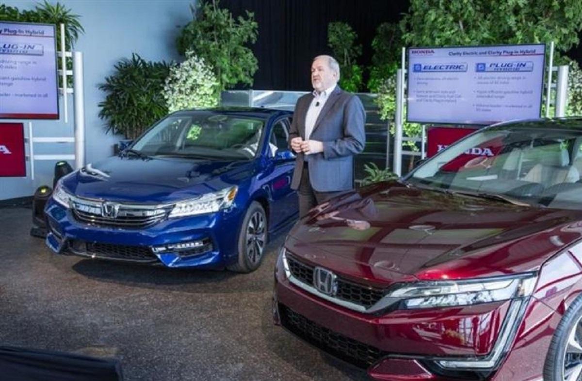 Honda abandonne les Clarity hybrides rechargeables et à hydrogène