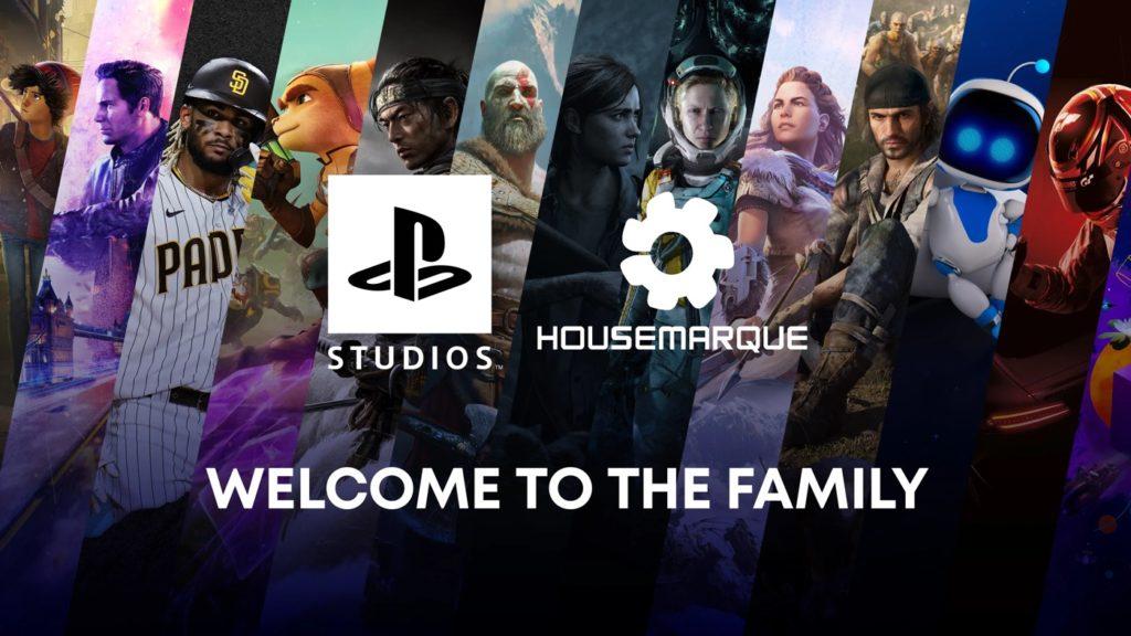 Housemarque Rejoint PlayStation Studios