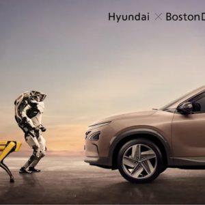Image article Hyundai a finalisé l'acquisition de Boston Dynamics (robot Spot)