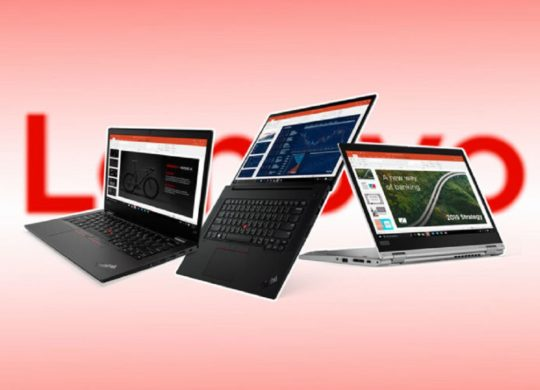 Lenovo gamme ThinkPad