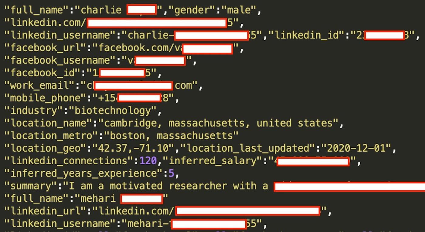 """LinkedIn : le vol de 700 millions de comptes a été fait """"pour le fun"""""""