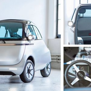 Image article La mignonne petite voiture électrique Microlino entrera bientôt en production