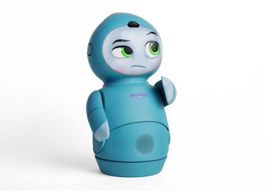 Moxie robot nounou
