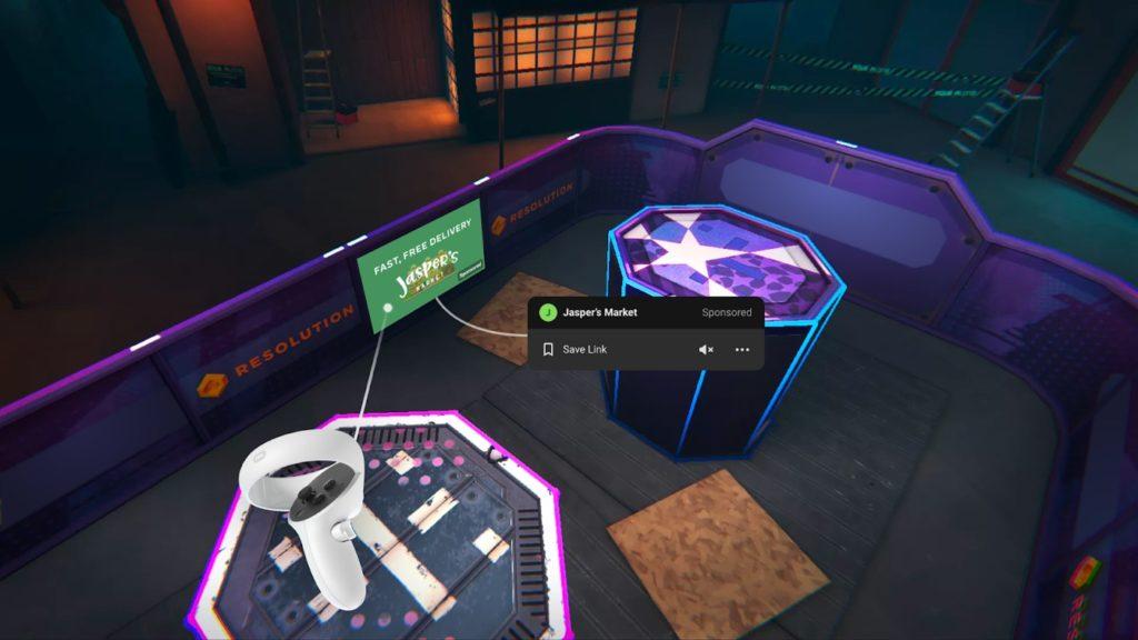 Oculus Quest Pubs