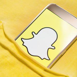 Image article Snapchat supprime son filtre de vitesse, jugé dangereux