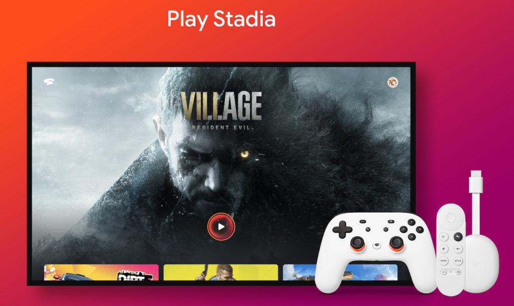 Stadia Android TV Chromecast