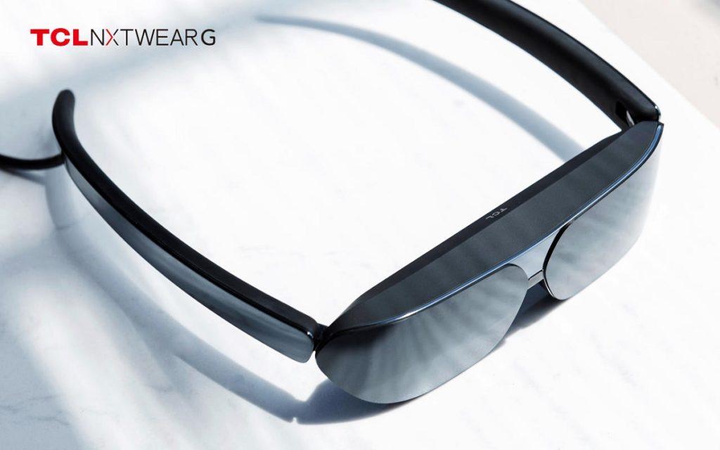 TCL lunettes connectees