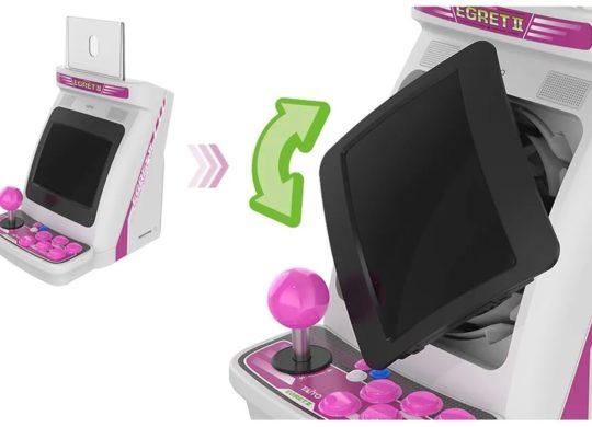 Taito Egret II borne arcade