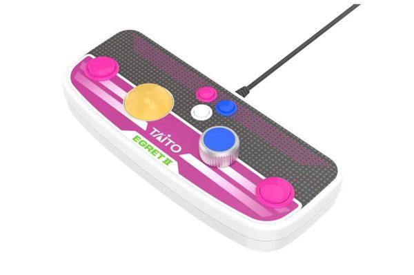 Taito Egret II manette trackball