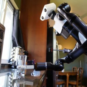Image article Le robot de Toyota sait débarrasser une table (et c'est assez compliqué)