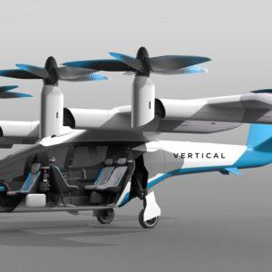 Image article Des compagnies aériennes commandent plusieurs centaines d'avions électriques auprès de Vertical Aerospace