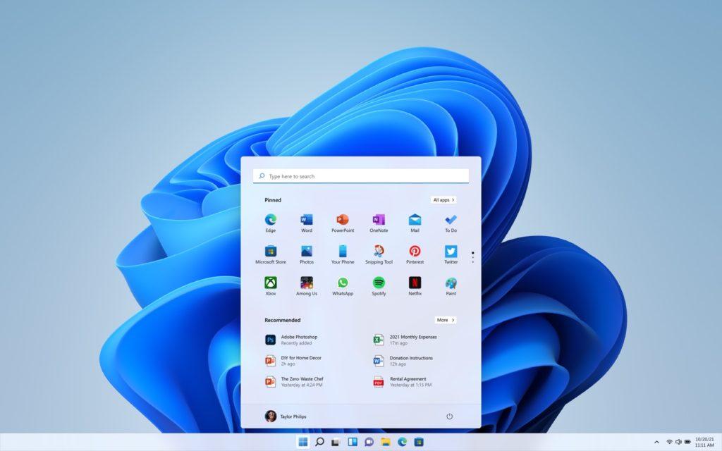 Date de sortie Windows 11 5 Octobre 2021