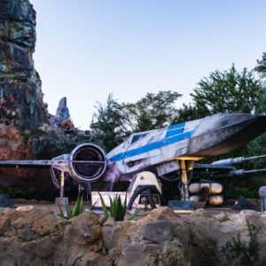 Image article Star Wars : le X-Wing rejoint les collections du Smithsonian Museum