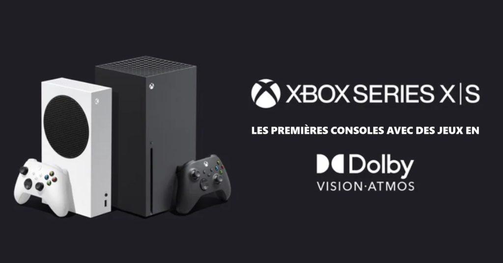 Xbox a une exclusivité sur Dolby Vision/Atmos pour 2 ans
