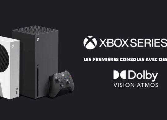 Xbox Series Dolby Vision Atmos