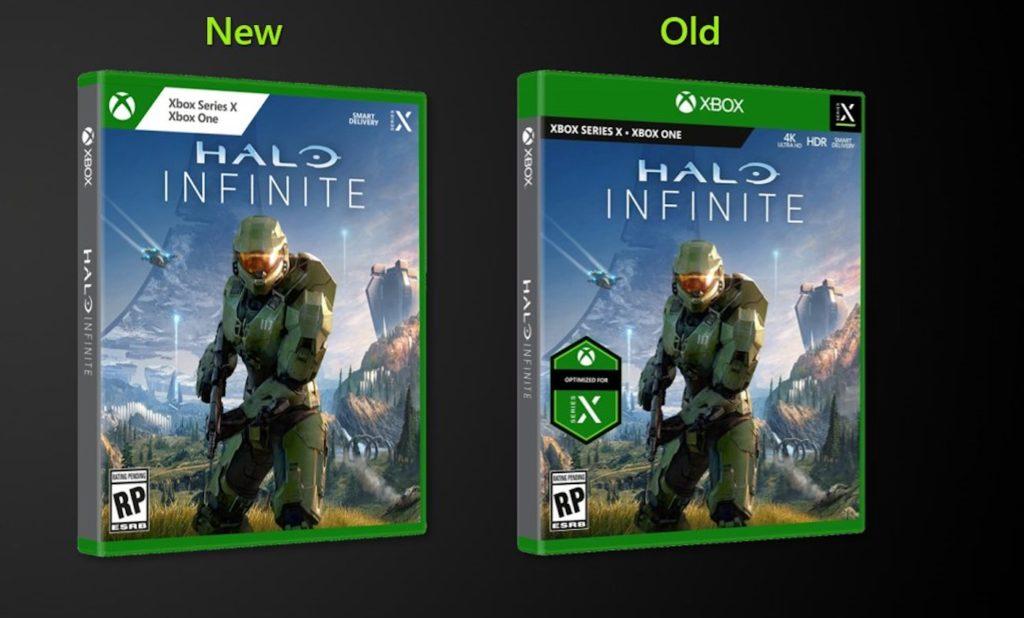 Xbox Series X Jeux Nouvelle Jaquette