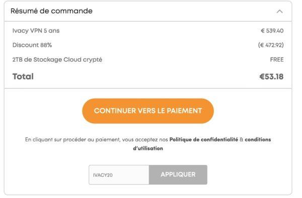 Code Pormo Ivacy 600x395