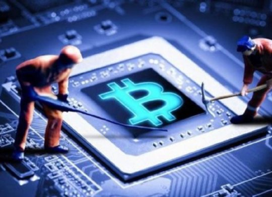 crypto-minage