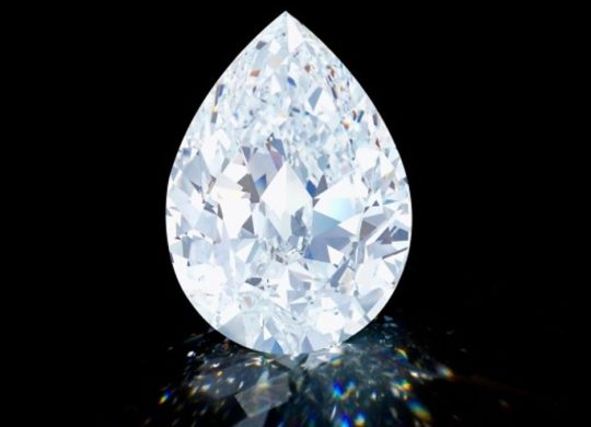 diamant 100 carats