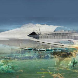 Image article Une île flottante fabriquée à partir de déchets plastiques pourrait faire son apparition en 2025