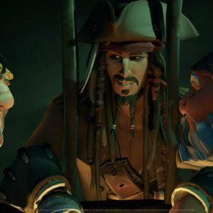 Image article Sea of Thieves : Rare en dit plus sur l'extension avec Jack Sparrow (lore, ennemis, modes de jeu)