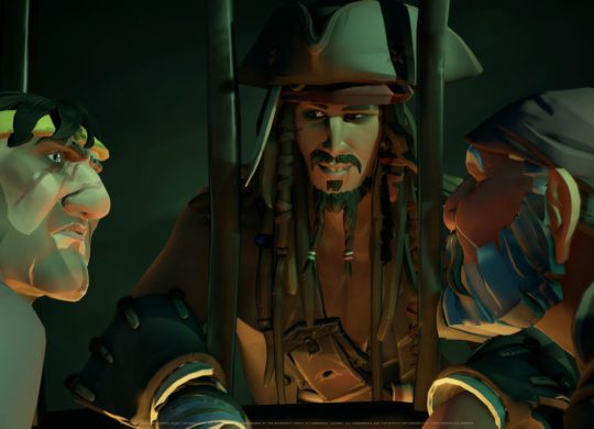 sea of thieves a pirates life