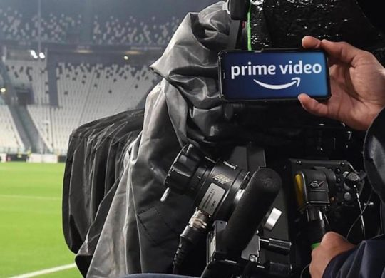 Amazon Prime Video Football