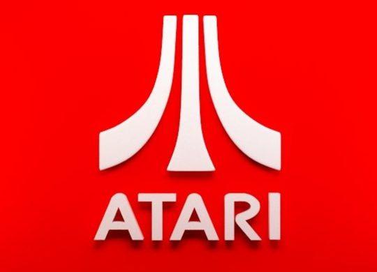 Atari logo 1