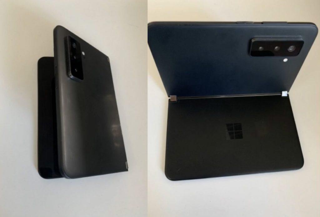 Fuite Surface Duo 2