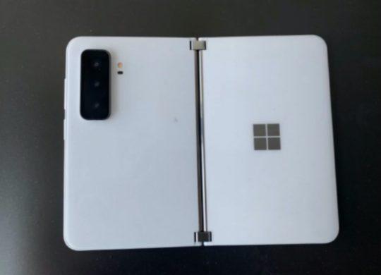 Fuite Surface Duo 2 2