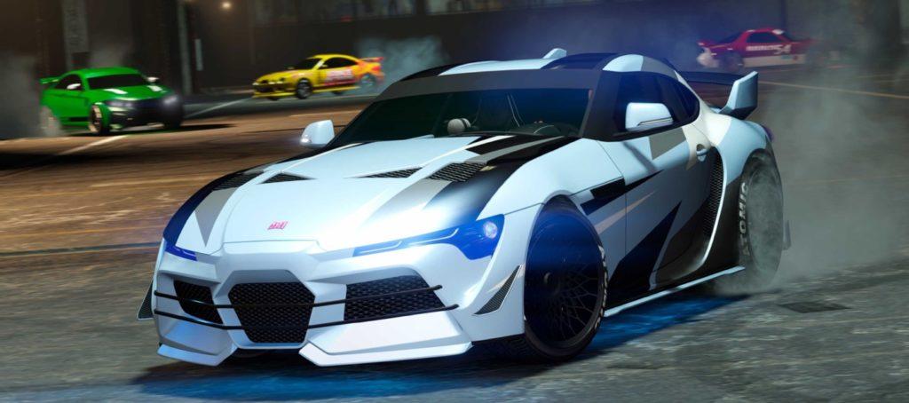 GTA 5 Online Los Santos Tuners