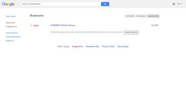 Google BookMarks 600x337