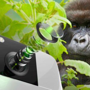 Image article Les capteurs photo des prochains Galaxy HDG seront protégés avec des verres Gorilla Glass DX