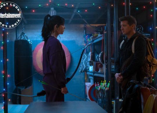 Hawkeye et Kate Bishop