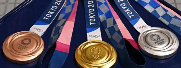JO de Tokyo médailles