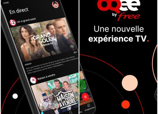 OQEE Free Application Android
