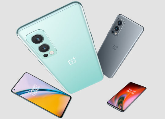 OnePlus Nord 2 Officiel