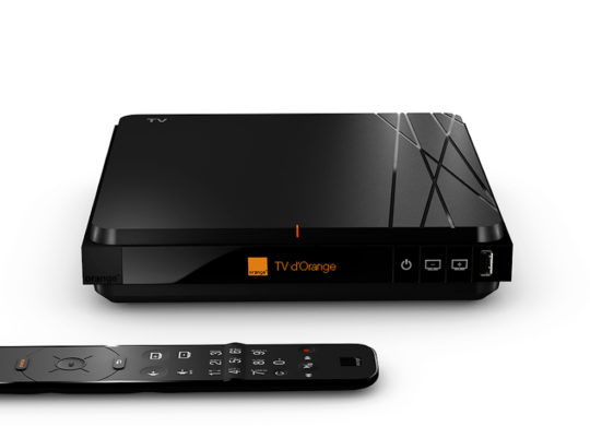 Orange Livebox Decodeur TV 4