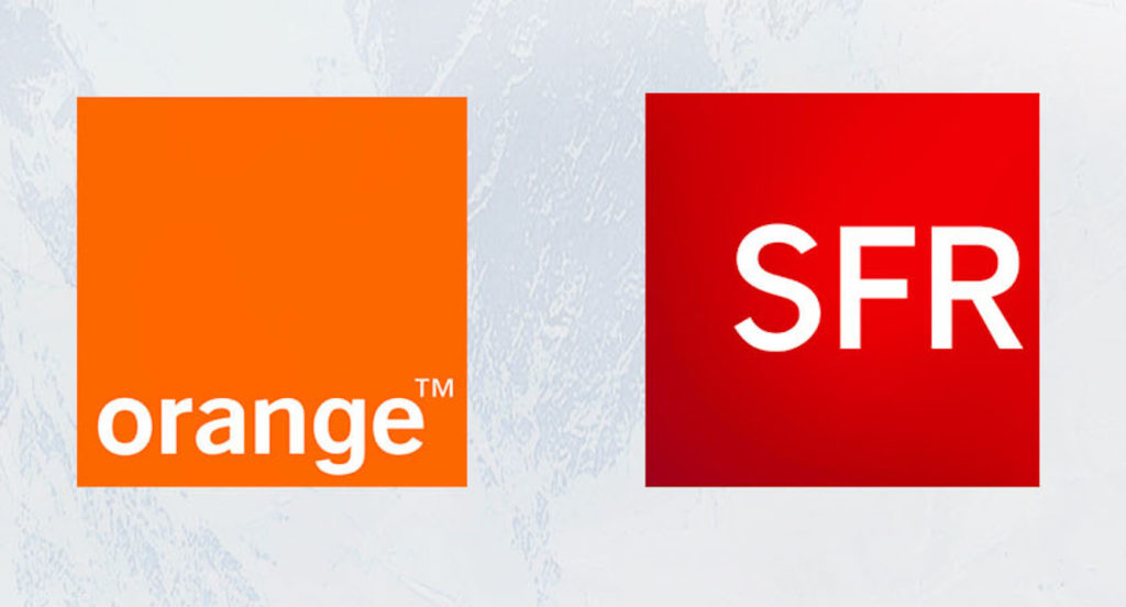 Orange SFR Logos