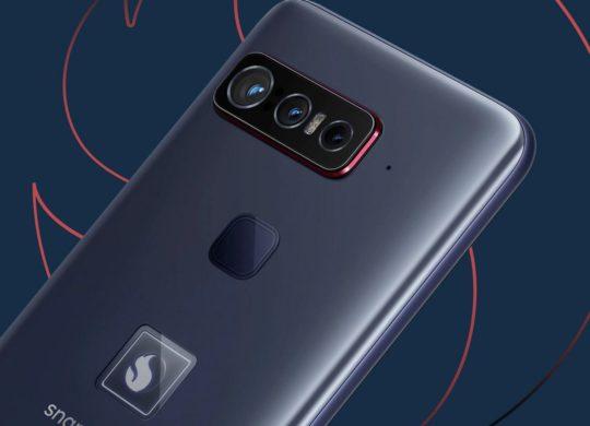 Smartphone Qualcomm Asus
