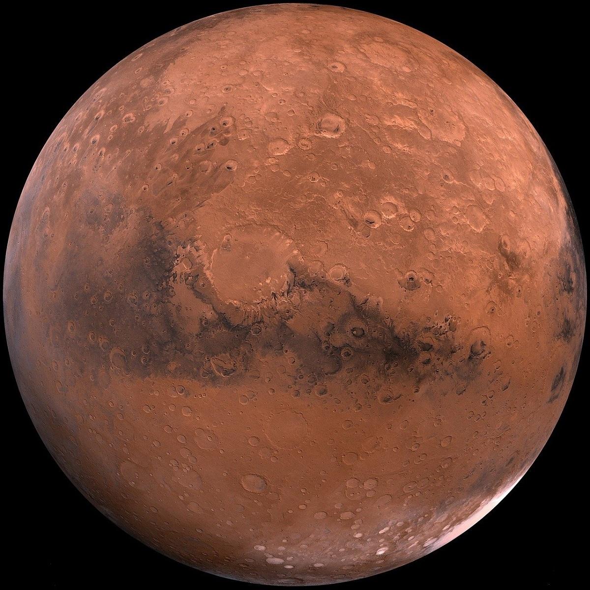Curiosity a repéré une source de méthane sur Mars