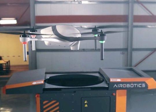drone airobotics